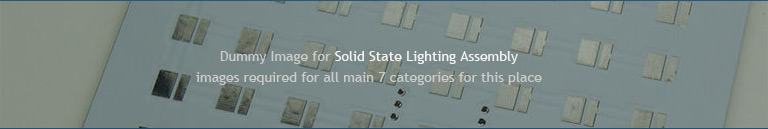 Solid State Lighting Assembly